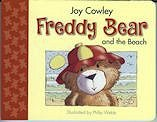 Freddy Bear and the Beach